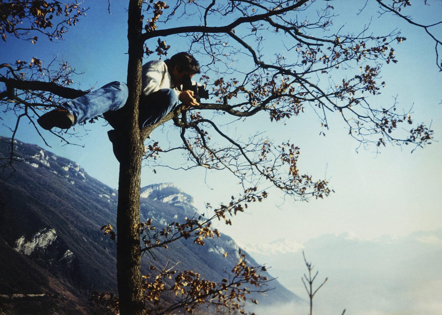 © Le photographe, Michel, 1988 - 1990, Lise Dua